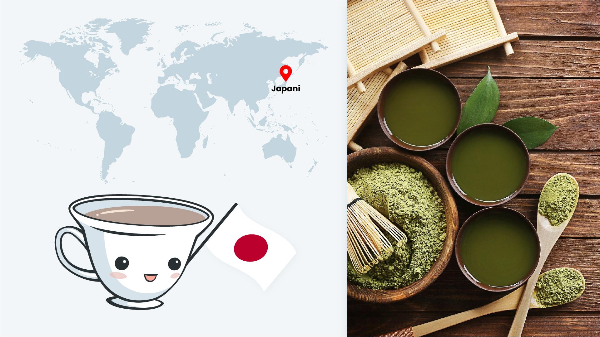 Tietoa Japanista