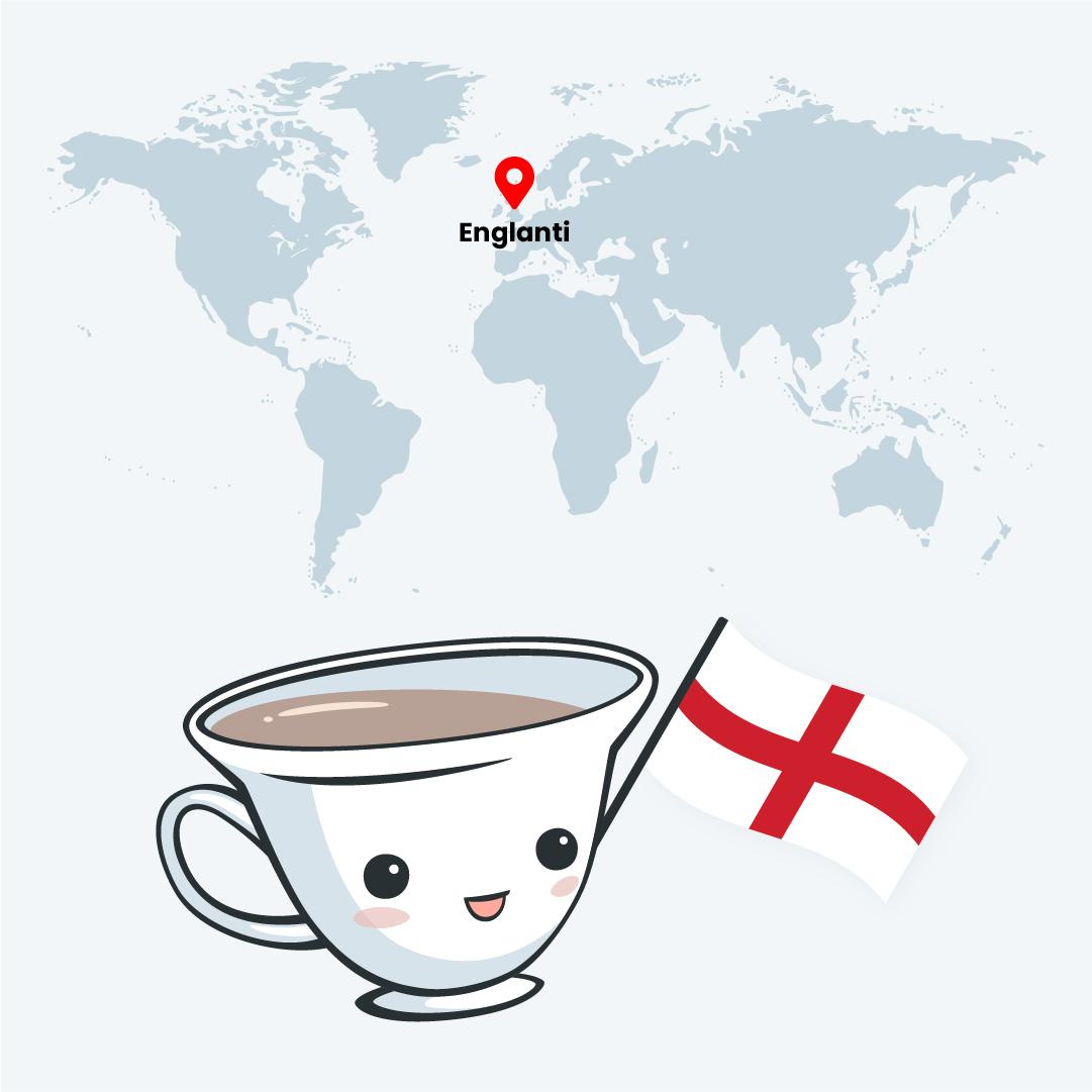 Englannin tee