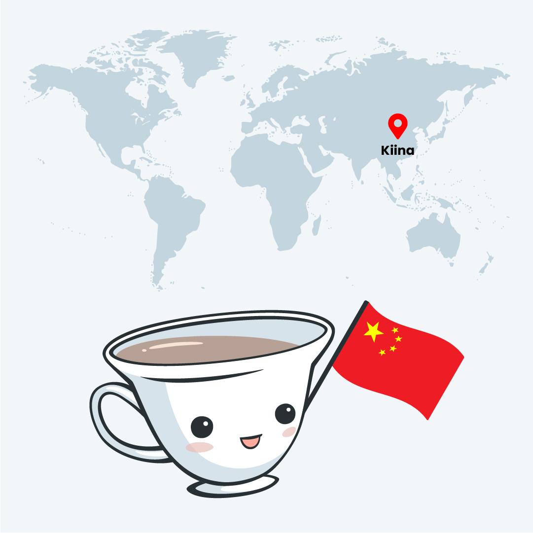 Kiinan tee